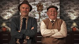 Still Game in tune with the BBC Scottish Symphony Orchestra