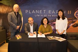 BBC Worldwide signs Planet Earth II co-production deal with Tencent in China