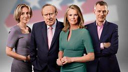 U.S. 2016: Election Night in America
