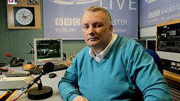 BBC Radio UIster/Foyle remains the most listened to station in Northern Ireland