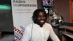 Kofi Smiles named BBC's Face of Hull 2017