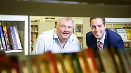 BBC Northern Ireland hosts Book Week in partnership with Libraries NI