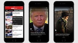 BBC launches daily vertical video news product