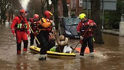How BBC Local Radio provided vital coverage during the floods