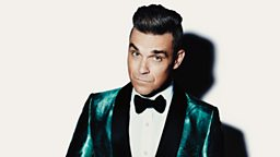 Robbie Rocks Big Ben Live confirmed for New Year's Eve on BBC One