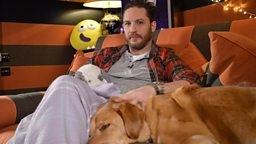 Tom Hardy reads New Year CBeebies Bedtime Story
