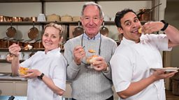 Royal Recipes recreated for BBC One Daytime