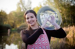 Cait McWilliams crowned winner of Series 2 of The Great South African Bake Off