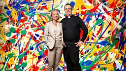 Mariella Frostrup and The Reverend Richard Coles to host BBC One's Big Painting Challenge