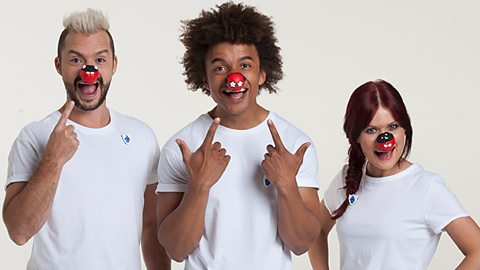 Red Nose Day Comedy Classroom Competition