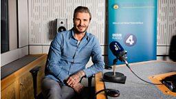 BBC World Service to broadcast David Beckham's Desert Island Discs