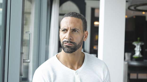 Image result for rio ferdinand being mum and dad