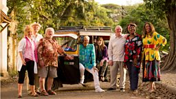 The Real Marigold Hotel - series two