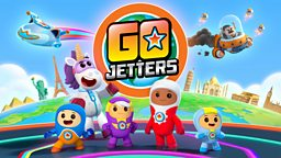 CBeebies and BBC Worldwide commission a second series of funky pre-school animation Go Jetters