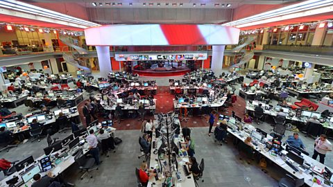 BBC News launches £1m scheme for journalists with disabilities in Disability Works week