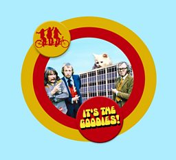 BBC Store releases It's The Goodies! Collection including previously unreleased shows on 16th February 2017