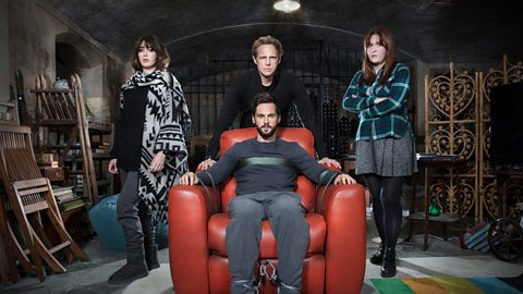 Sam Bain's new black comedy Ill Behaviour coming to BBC iPlayer and BBC Two
