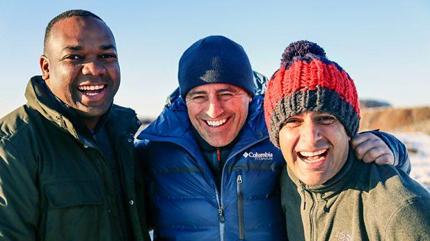 Q&A: Matt LeBlanc, Chris Harris & Rory Reid Talk 'Top Gear'