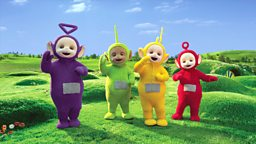 It's time for series two of Teletubbies!