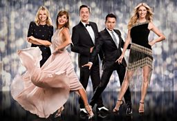 BBC Worldwide announce  Strictly Come Dancing: The Spectacular - the ultimate day out with the stars for Strictly fans