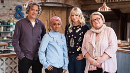 Presenters and judges revealed for BBC Two's Big Family Cooking Showdown