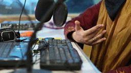 A voice for women in Afghanistan