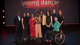 Nafisah Baba wins BBC Young Dancer 2017
