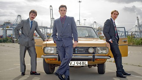 Hit comedy White Gold will head back to 80's Essex for a second series for BBC Two