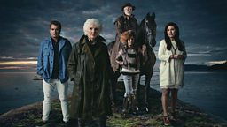 Kat and Alfie: Redwater