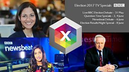 BBC announces plans for General Election 2017 special programmes