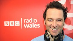 Matthew Rhys to become the voice of BBC Radio Wales