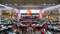 BBC's global audience rises to 372m