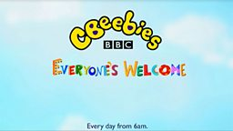 At BBC Children's 'Everyone's Welcome'