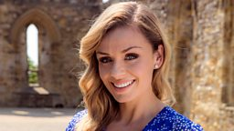 Katherine Jenkins OBE makes her TV series presenting debut on Songs Of Praise