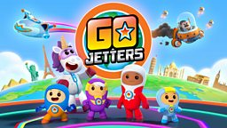 Go Jetters - CBeebies global hit for pre-schoolers launches dedicated YouTube channel