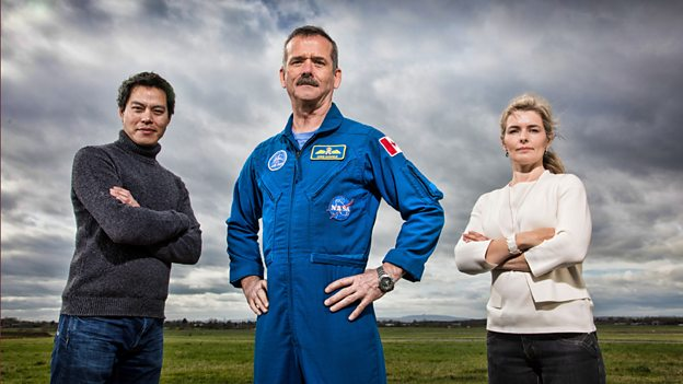 BBC - Astronauts: Do You Have What It Takes? - Media Centre