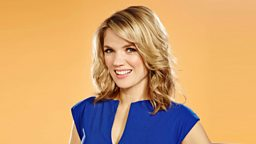 Charlotte Hawkins is the eleventh celebrity contestant confirmed for Strictly Come Dancing 2017