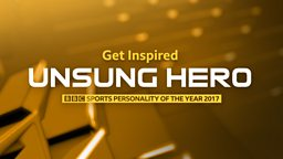 Catching up with the BBC Get Inspired 2016 Unsung Hero winner