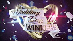 Lorraine Kelly and Rob Beckett say 'I do' to BBC One's Wedding Day Winners