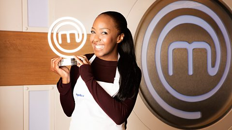 Angellica Bell crowned BBC One's Celebrity MasterChef Champion