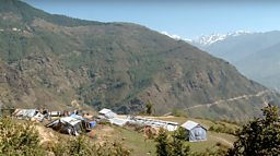 Home safe home: helping people in Nepal 'build back better'.