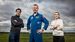 Astronaut Chris Hadfield lands in Cannes and Top Gear America rev up the Croisette