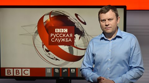 BBC Russian launches a major news programme on TV Rain
