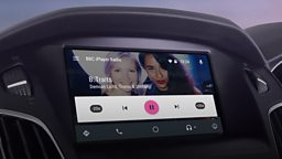 BBC launches personalised in-car listening experience