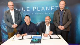 BBC Worldwide signs Blue Planet II co-production deal with Tencent in China