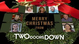 Two Doors Down set for a Christmas cracker!