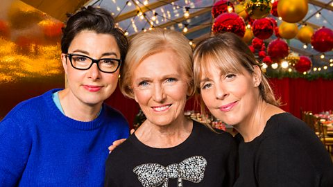 BBC One announces Mary, Mel and Sue's Surprise Party