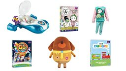 BBC Worldwide reveals a Christmas cracker of a gift selection for little ones