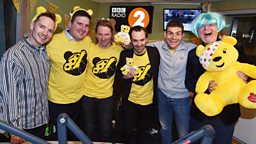 Radio 2 has raised an incredible £7,697,361 in aid of this year's BBC Children in Need