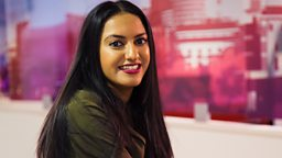 Jasmine Takhar announced as the new BBC Asian Network weekend breakfast show presenter